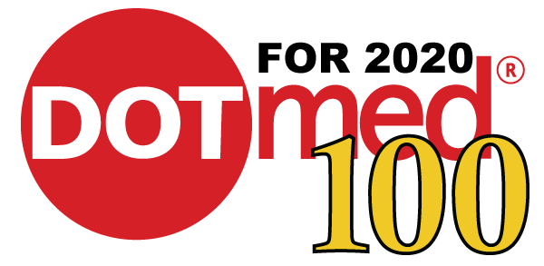 DOTmed 100 for 2020 - NorthWest Supply