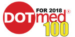 DOTmed 100 for 2018 - NorthWest Supply